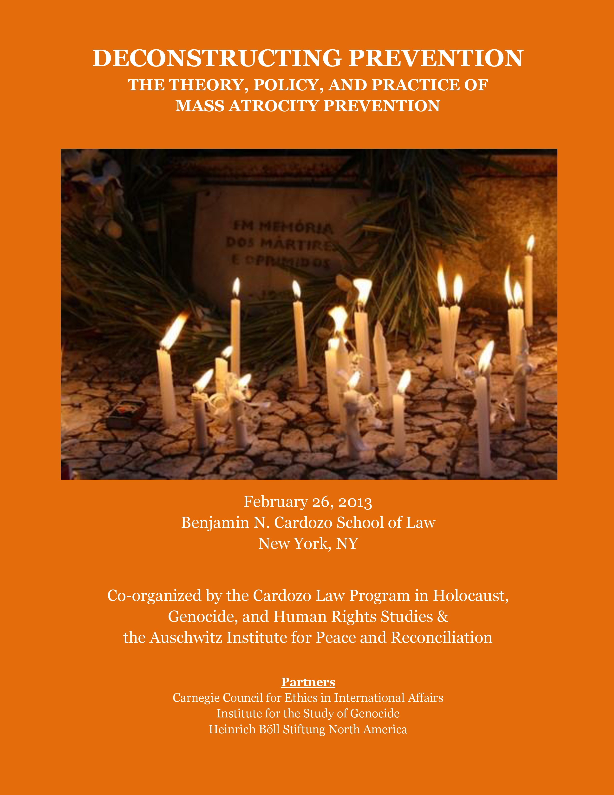 understanding u n failures in preventing genocide Against a backdrop of collective failure to respond to genocide in nearby rwanda and the existence of an obligation to prevent genocide found in the un convention on the prevention and  understanding the context for strategy formulation the un genocide convention.