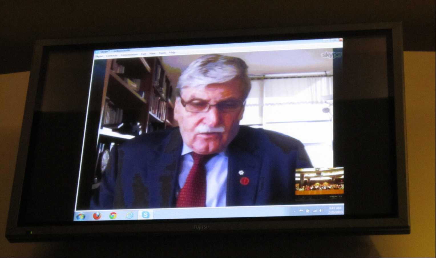 Romeo Dallaire at Deconstructing Prevention