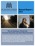 AIPR Annual Report 2014