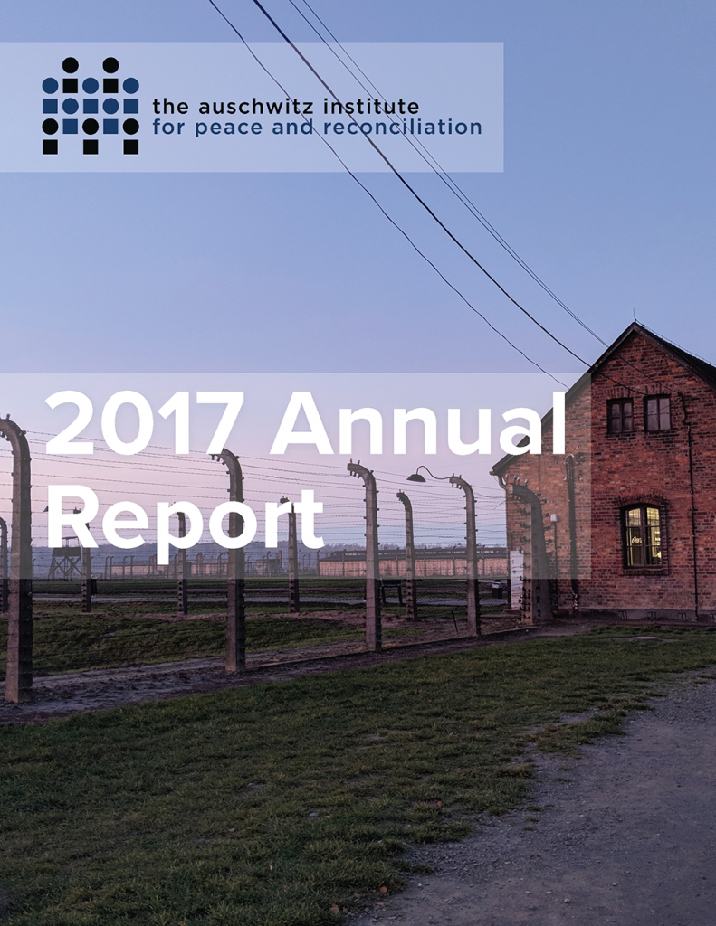 AIPR Annual Report 2017